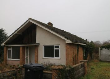 Thumbnail 3 bedroom detached bungalow for sale in 7 Willow Close, Wortwell, Norfolk