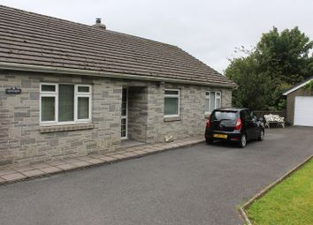 Thumbnail 3 bed detached bungalow for sale in Carmarthen Road, Pencader