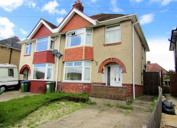 Thumbnail 3 bed semi-detached house for sale in Merryoak Road, Southampton