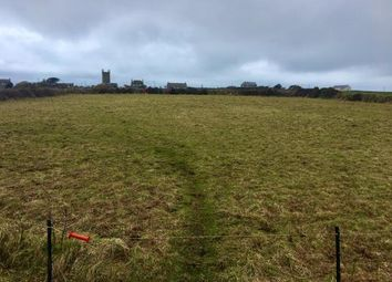Land for sale in Penzance, Cornwall TR19