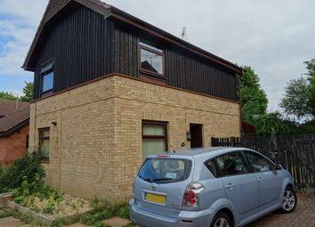 Thumbnail 3 bed semi-detached house to rent in Hazel Croft, Werrington, Peterborough