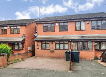 Thumbnail 3 bed semi-detached house for sale in Walsingham Street, Walsall