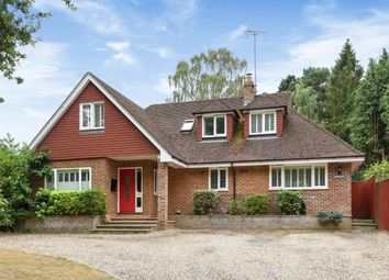 Thumbnail 3 bed detached house for sale in Heath Ride, Finchampstead