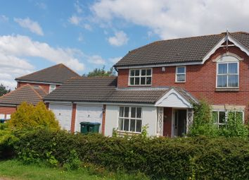 Thumbnail 5 bed detached house for sale in Squires Way, Coventry