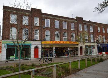 Thumbnail 3 bed flat for sale in The Strand, Exmouth, Devon