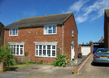 Thumbnail 3 bed semi-detached house to rent in The Horshams, Beltinge