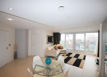 Thumbnail 1 bed flat to rent in Bezier Apartments, 91 City Road, London