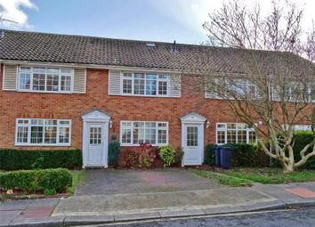 Thumbnail 3 bed terraced house for sale in Wentworth Close, Salvington, Worthing