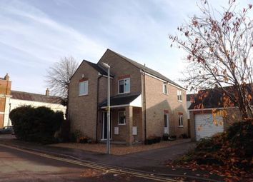 Thumbnail 3 bed detached house for sale in The Close, Shortmead Street, Biggleswade, Bedfordshire