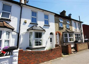 Thumbnail 3 bed terraced house for sale in Station Approach, Sanderstead Road, Sanderstead, South Croydon