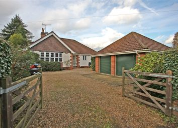 Thumbnail 2 bed detached bungalow for sale in Gold Hill, Lower Bourne, Farnham, Surrey