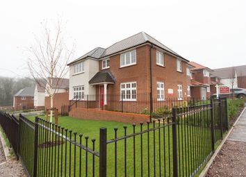 Thumbnail 4 bedroom detached house for sale in Pentrebane Drive, Cardiff