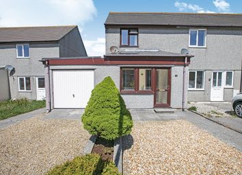Thumbnail 2 bed semi-detached house for sale in Wheal Gerry, Camborne, Cornwall