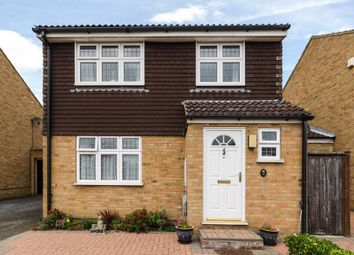 Thumbnail 3 bed link-detached house for sale in Iverhurst Close, Bexleyheath