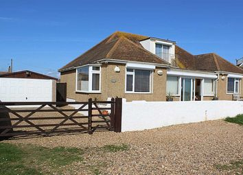 Thumbnail 3 bed detached house for sale in The Promenade, Peacehaven