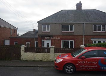Thumbnail 3 bed semi-detached house to rent in Rydal Road, Ferryhill