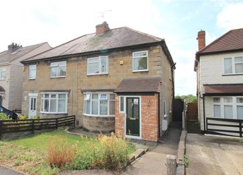 Thumbnail 3 bed semi-detached house for sale in Albert Road, Chaddesden, Derby