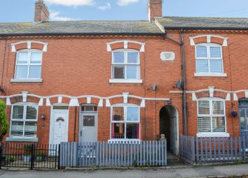Thumbnail 3 bed terraced house for sale in Albert Street, Fleckney, Leicester