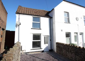 Thumbnail 2 bed end terrace house to rent in Ton Y Felin Road, Caerphilly