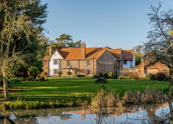 Thumbnail 5 bed detached house for sale in North Orbital Road, St. Albans, Hertfordshire