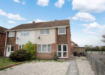Thumbnail 3 bed semi-detached house for sale in Maunsell Way, Wroughton, Swindon