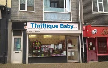 Thumbnail Retail premises to let in 39 Marlborough Street, Plymouth, Devon