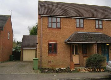 Thumbnail 3 bedroom property to rent in Smeaton Close, Blakelands, Milton Keynes