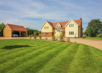 Thumbnail 5 bedroom detached house for sale in Slough Road, Allens Green, Sawbridgeworth, Hertfordshire
