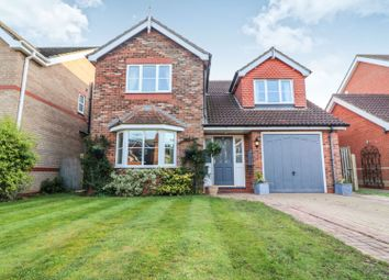 Thumbnail 4 bedroom detached house for sale in Holly Close, Stallingborough