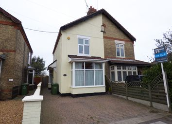 Thumbnail 3 bed semi-detached house for sale in Oundle Road, Woodston
