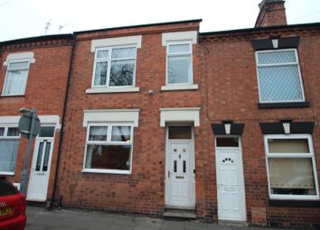 Thumbnail 2 bed terraced house for sale in New Park Road, Leicester
