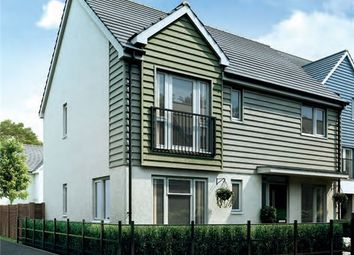 Thumbnail 4 bed property for sale in Glan Llyn Llanwern Newport