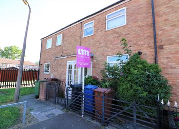 Thumbnail 3 bedroom terraced house for sale in Monarch Close, Tilbury
