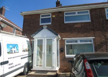 Thumbnail 2 bed terraced house for sale in Coronation Drive, Whiston, Prescot