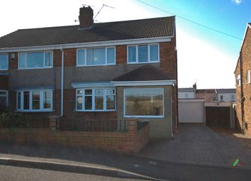 3 bed semi-detached house for sale in Pontac Road, New Marske, Redcar TS11
