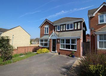 Thumbnail 4 bed detached house for sale in Webbington Road, Pewsham, Chippenham