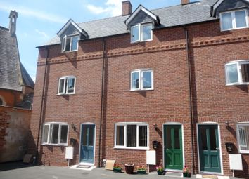 Thumbnail 2 bed end terrace house to rent in Suffolk Place, Leominster