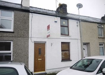 Thumbnail 3 bed terraced house for sale in Chapel Street, Porthmadog