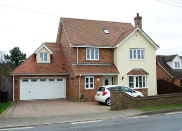 Thumbnail 6 bed detached house for sale in Brook Road, Tolleshunt Knights, Maldon