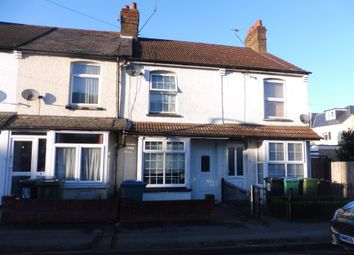Thumbnail 3 bed terraced house for sale in Brighton Road, Watford