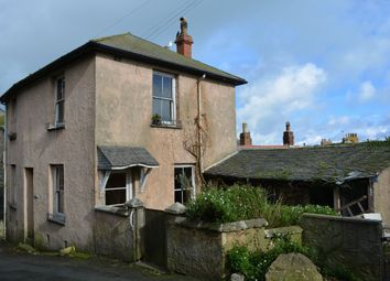 Thumbnail 3 bed end terrace house for sale in Brook Street, Mousehole, Penzance
