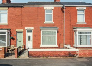 Thumbnail 2 bed terraced house for sale in West Terrace, Spennymoor