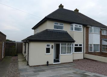 Thumbnail 3 bed semi-detached house to rent in Wyke Cop Road, Scarisbrick, Lancashire