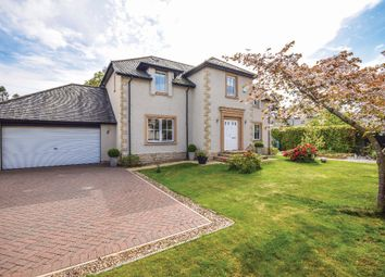 Thumbnail 4 bed detached house for sale in Wylie Court, Murthly, Perthshire