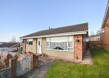 Thumbnail 2 bed detached bungalow for sale in Birkdale Drive, Folkestone