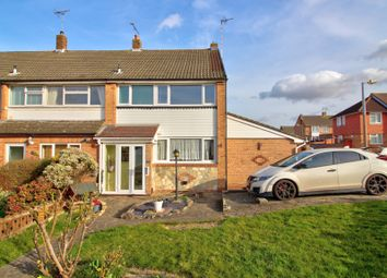 Thumbnail 3 bed end terrace house for sale in Chestfield Close, Rainham, Gillingham
