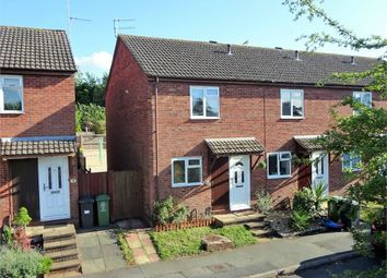 Thumbnail 2 bed end terrace house for sale in Britten Drive, Broadfields, Exeter, Devon