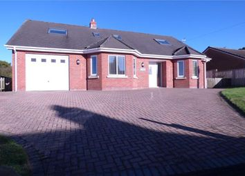 Thumbnail 4 bed detached bungalow for sale in Aballava, Thurstonfield, Carlisle, Cumbria