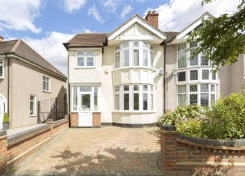Thumbnail 4 bed semi-detached house for sale in Fairkytes Avenue, Hornchurch
