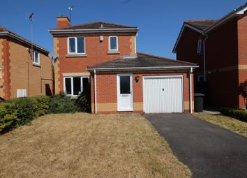 Thumbnail 3 bed detached house for sale in Mountbatten Way, Beeston, Nottingham